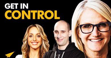 Take CONTROL of Your LIFE! | Mel Robbins | #Entspresso