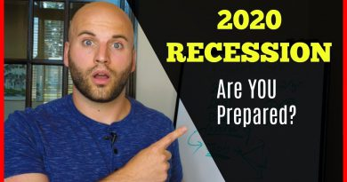 The 2020 Recession: Are You Prepared For The Next Economic Crash?