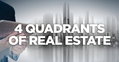 The 4 Quadrants of Real Estate - Real Estate Investing Made Simple with Grant Cardone