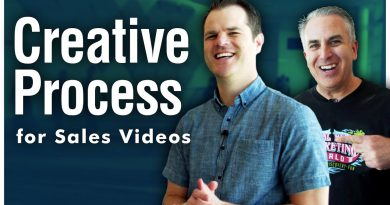 The Creative Process for Making Videos That Sell