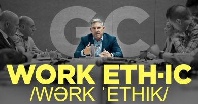 The Definition of Work Ethic by Grant Cardone