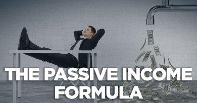 The Passive Income Formula - Cardone Zone with Grant Cardone
