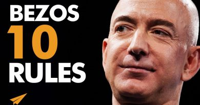The RICHEST MAN in Modern HISTORY Shares His SUCCESS SECRETS | Jeff Bezos