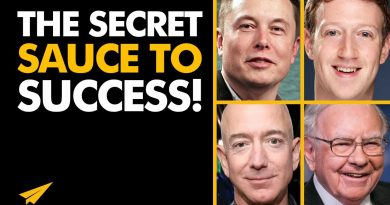 The SECRET SAUCE of Amazon, SpaceX, Facebook, Tesla & Spanx! | #BelieveLife