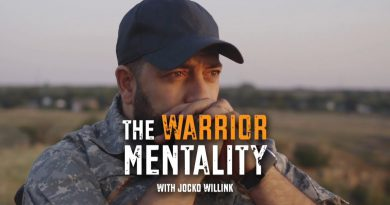 The Warrior Mentality with Jocko Willink and Lewis Howes