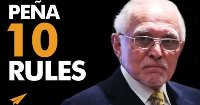 This is HOW You MAKE MONEY in The MODERN WORLD! | Dan Pena Top 10 Rules