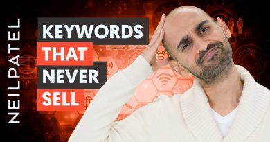Types of Keywords That Never Sell (Stop Wasting Your Time With Them)