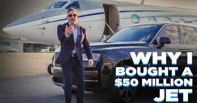 Why Grant Cardone Bought a Gulfstream 550