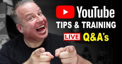 YouTube Tips, Tricks and Channel Evaluations - Live Stream with Derral