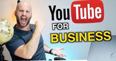 YouTuber Vs Using YouTube For Business