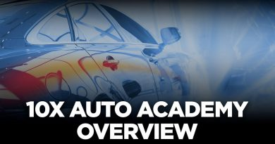 10X Auto Academy Overview Dec. 17-18, 2019