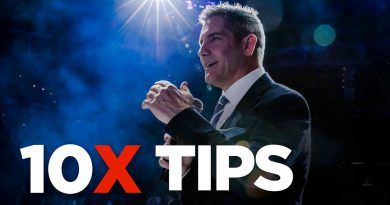 10X tips LIVE!