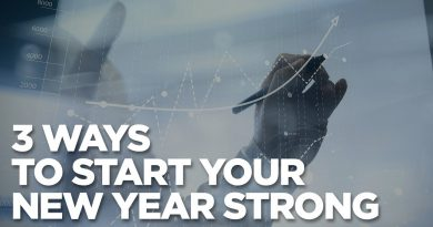 3 Ways to Start Your New Year Strong | Young Hustlers