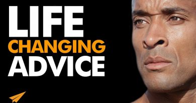 8 Pieces of Life-Changing ADVICE from David Goggins | #MentorMeGoggins