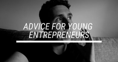 Advice To Young ASPIRING Entrepreneurs from a 24/yo 6-Figure Business Owner (REAL TALK)