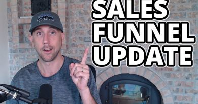 BIG Update!  New Sales Funnel Tech & Marketing Stack Revealed!