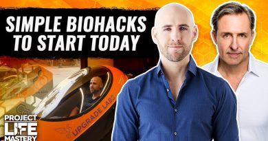 Become Bulletproof: Dave Asprey Reveals His Biohacking Secrets