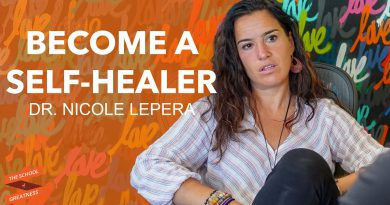 Become a Self-Healer and Break Free of Emotional Cycles with Dr. Nicole LePera and Lewis Howes