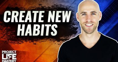 CHANGE YOUR RITUALS, CHANGE YOUR LIFE | Stefan James Motivation