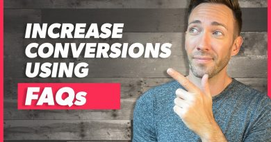 Conversion Optimization Strategy: Using FAQs to Bust Through Objections