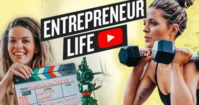 DAY IN MY LIFE AS A FULL-TIME ENTREPRENEUR (YOUTUBE MILLIONAIRE)