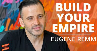 Eugene Remm: Building A Hospitality and Wellness Empire with Lewis Howes