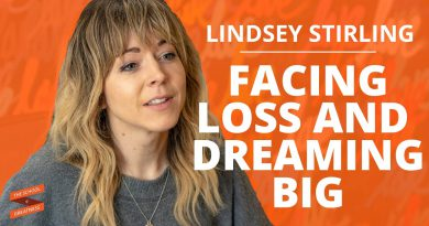 Facing Loss, Dreaming Big, and Becoming a Superstar with Lindsey Stirling and Lewis Howes