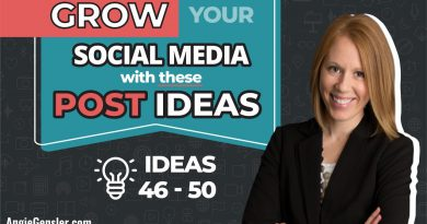 Grow Your Social Media Followers with These Post Ideas [Ideas 46 - 50]