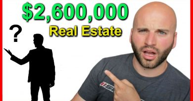 He Stands To Make $2,600,000 Investing In Real Estate In Just A Few Months