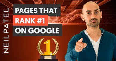 How To Build Pages That Rank #1 On Google Consistently | SEO Tips