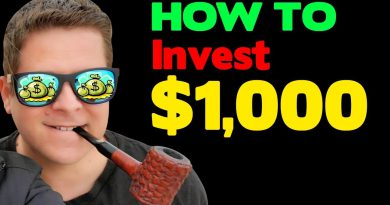 How To Invest $1,000 To Make Passive Income - 5 Profitable Ways For 2019