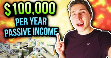 How To Make A 6 Figure Passive Income Online - Start Today!