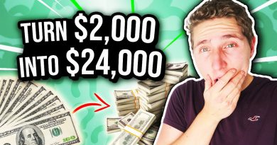 How To Turn $2,000 Into $24,000 With NO Work...