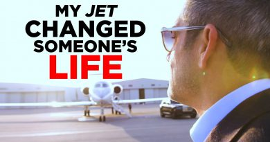 How my jet changed someone's life - Grant Cardone