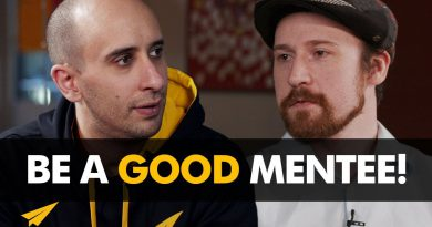How to Become a GOOD MENTEE & Grow From MENTORSHIPS | #1on1