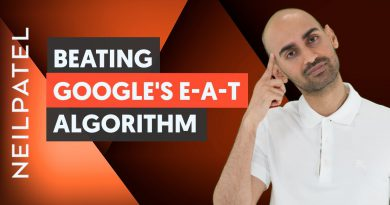 How to Optimize For Google's E A T Algorithm