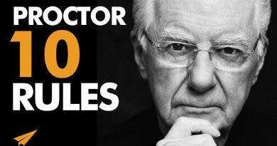 LAW of ATTRACTION Expert Shares His Secrets to SUCCESS   Bob Proctor