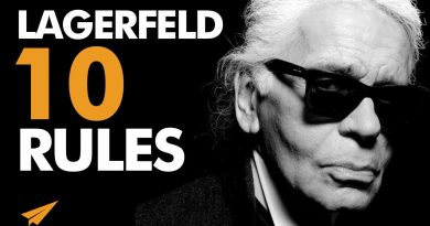 LEGENDARY Fashion Designer Gives TIMELESS ADVICE | Karl Lagerfeld