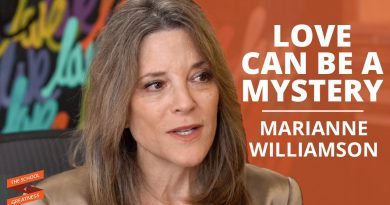 Love Can Be A Mystery | Marianne Williamson and Lewis Howes
