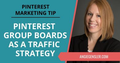 Pinterest Marketing Tip #29 - Pinterest Group Boards as a Traffic Strategy