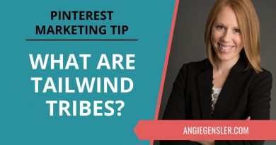 Pinterest Marketing Tip #30 - What are Tailwind Tribes and How do They Work?