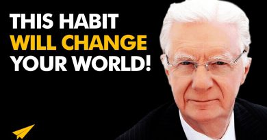 Start THINKING on a HIGHER FREQUENCY! | Bob Proctor | #BelieveLife