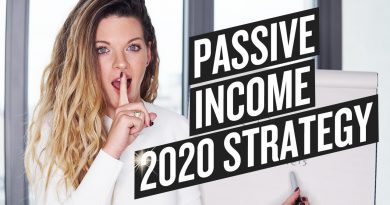 THREE PASSIVE INCOME STRATEGIES (100% EVIDENCE BASED)