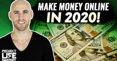 The BEST 4 Ways To Make Money Online In 2020