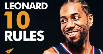 The MINDSET of an NBA CHAMPION | Kawhi Leonard's Brutal WORK ETHIC