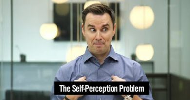 The Self-Perception Problem