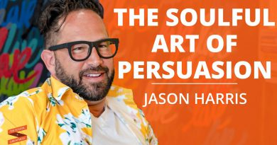 The Soulful Art of Persuasion with Jason Harris and Lewis Howes