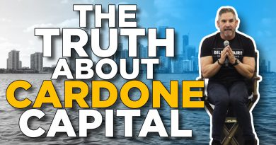 The Truth About Cardone Capital - Grant Cardone