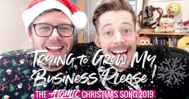 Trying to Grow My Business Please ATOMIC Christmas Choir
