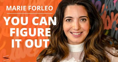 Unleash Your Untapped Potential with Marie Forleo and Lewis Howes